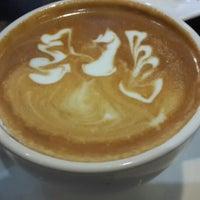 Photo taken at La Roasteria Coffee by Tan M. on 5/15/2014