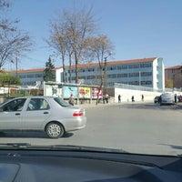 Photo taken at Kurtuluş Anadolu Lisesi by Mine Berkant Z. on 4/4/2016
