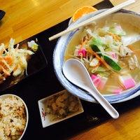 Photo taken at 博多屋 by Akira S. on 11/9/2014