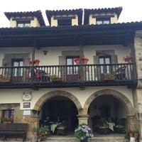 Photo taken at Posada La Colodra by Manel B. on 8/16/2014