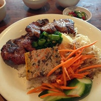Photo taken at Pho Dakao Hoang Restaurant by Grant C. on 1/28/2013