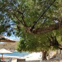 Photo taken at Campi Beach by Melahat K. on 7/6/2015