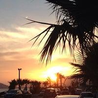 Photo taken at Club Bayar Beach Hotel by REV ⚜. on 6/8/2014