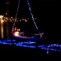Photo taken at Lake Julian by Rod D. on 12/14/2012