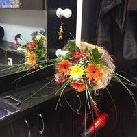 """Photo taken at студия красоты """"HOLLYWOOD"""" by Ксения Ф. on 11/20/2014"""
