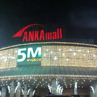 Photo taken at ANKAmall by Atilla E. on 1/29/2013