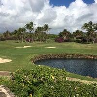 Photo taken at Poipu Bay Golf Course by Jason W. on 1/6/2016