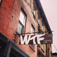 Снимок сделан в WTF Coffee Lab пользователем Aleks I. 1/13/2013