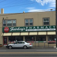 Photo taken at Fairley's Pharmacy by atsuyo on 7/9/2016