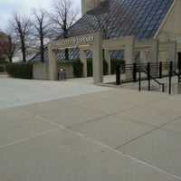 Photo taken at Steely Library by taressa c. on 11/20/2012
