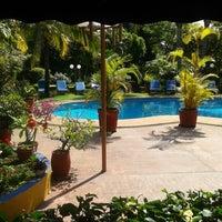 Photo taken at Posada Casagrande by Raquel C. on 2/22/2014