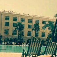 Photo taken at ICF Airport hotel At Pool by amoresmuerto on 6/14/2015