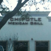 Photo taken at Chipotle Mexican Grill by Richard D. on 1/18/2013