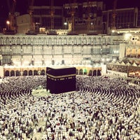 Photo taken at Al Masjid Al Haram by MOHD SABRI A. on 3/15/2013