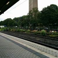 Photo taken at Bahnhof Eiserfeld (Sieg) by Tobias B. on 8/27/2015