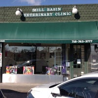 Photo taken at Mill Basin Veterinary Clinic by Mill Basin Veterinary Clinic on 2/22/2014