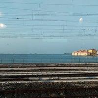 Photo taken at Stazione Venezia Santa Lucia by Sibel S. on 7/12/2017