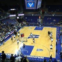 Photo taken at Alaska Airlines Arena by Kumi K. on 10/25/2012