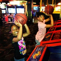 Photo taken at Dave & Buster's by Phillip A. on 3/21/2013
