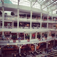 Photo taken at Fashion Centre at Pentagon City by Phillip A. on 10/3/2012