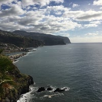 Photo taken at Ponta do Sol by Dulce P. on 1/9/2016