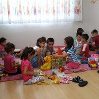 Photo taken at Antalya Büyükşehir Belediyesi Santral Aile Eğitim ve Sosyal Hizmet Merkezi by Ahu E. on 9/17/2014