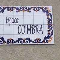 Снимок сделан в Espaço Coimbra пользователем Juliana L. 6/2/2014