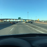 Photo taken at I-10 and US 54 by Michelle E. on 8/26/2016