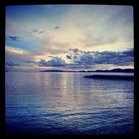 Photo taken at Kamp Lopari by Tourist agency Turist -. on 1/23/2014