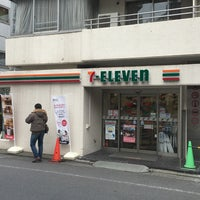 Photo taken at 7-Eleven by てかりん on 1/31/2016