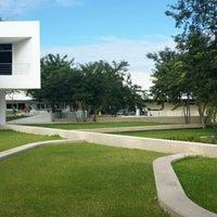 Photo taken at Facultad de Educación (UADY) by Diiana R. on 10/7/2015