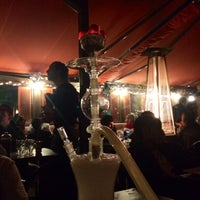 Photo taken at Liwan Restaurant & Hookah Lounge by A7md- on 12/29/2014