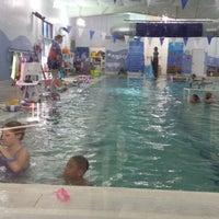 Photo taken at Little Otter Swim School by Lisa P. on 3/20/2014