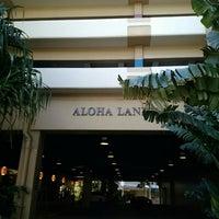 Photo taken at Aloha Landing by 坂野 雅. on 3/28/2016