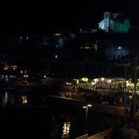 Photo taken at Batsi by ΜΑΝΩΛΗΣ Τ. on 7/24/2017