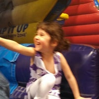 Photo taken at Pump It Up by Wendy M. on 5/18/2013