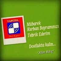 Photo taken at Yapıtel Emlak by Alim K. on 10/3/2014