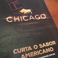Photo taken at Chicago Steakhouse by Gusttavo C. on 1/13/2018