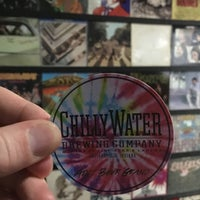 Photo taken at Chilly Water Brewing Company by Rory H. on 7/23/2017