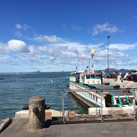 Photo taken at Koh Loi Pier by May W. on 9/6/2015