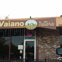 Photo taken at Vaiano Trattoria by Leilani on 12/18/2013