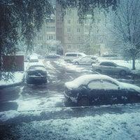 10/24/2014 tarihinde Igor D.ziyaretçi tarafından вул. І. Миколайчука'de çekilen fotoğraf