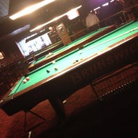 Photo taken at Amsterdam Billiards & Bar by Luis R. on 5/7/2013