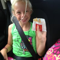 Photo taken at McDonald's by Christine F. on 7/27/2013