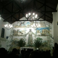 Photo taken at Capela Sao Francisco by Thi T. on 11/14/2012