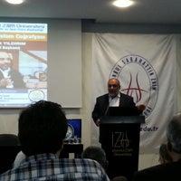 Photo taken at Iszu konferans salonu by Sümeyra D. on 5/9/2014