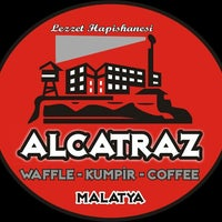 Photo taken at Atomik Waffle & Coffee by Bulent G. on 5/30/2014