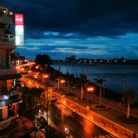 Photo taken at FCC Hotels and Restaurants- Phnom Penh by Gilbert M. on 7/11/2013