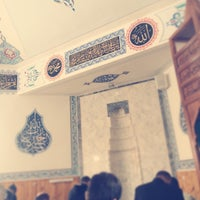 Photo taken at Sanayi Camii by Serhat G. on 12/4/2015