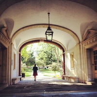 Photo taken at Upham Hall by Kelly B. on 9/25/2012